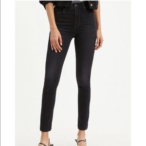 Levi's 721 Skinny High Rise Jeans